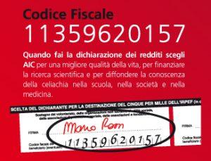 AIC 5x1000 CodiceFiscale r0